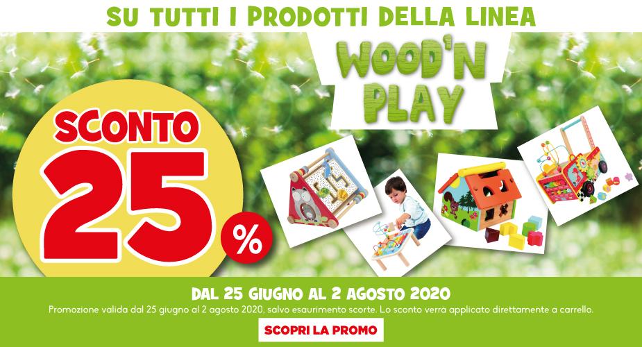 PROMO wood n play