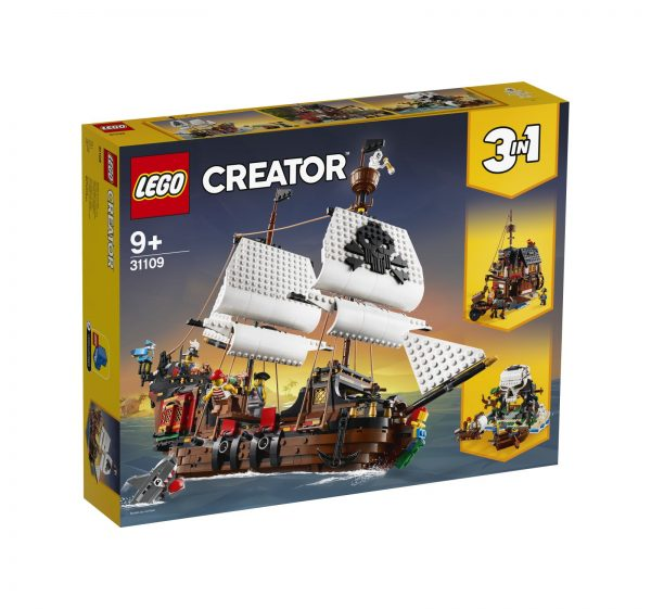 LEGO Creator Galeone dei pirati - 31109 LEGO CREATOR