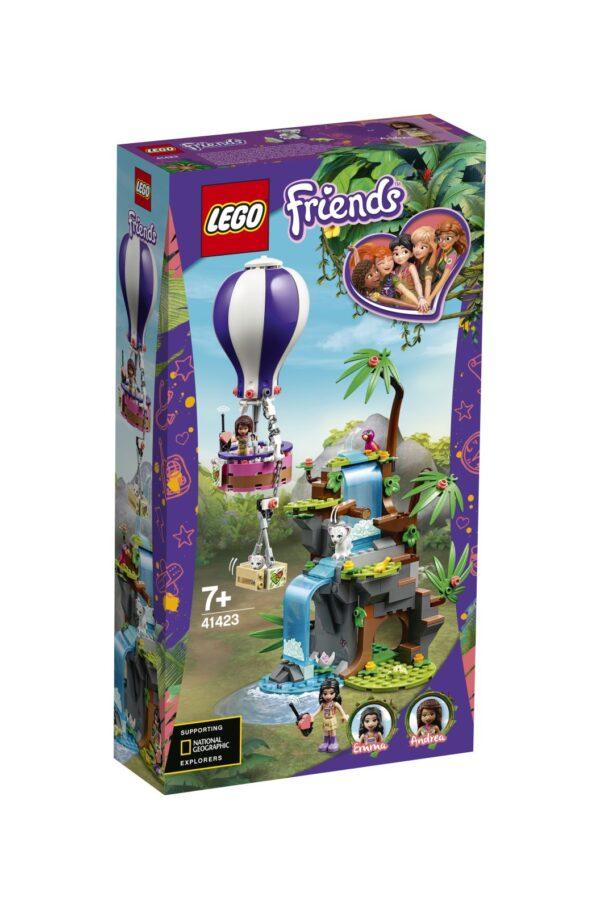 LEGO Friends Salvataggio sulla mongolfiera della tigre - 41423 LEGO FRIENDS