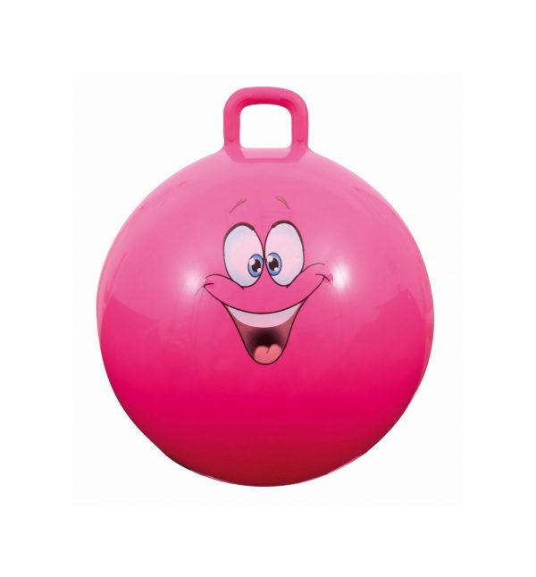 BOUNCY BALL ROSA