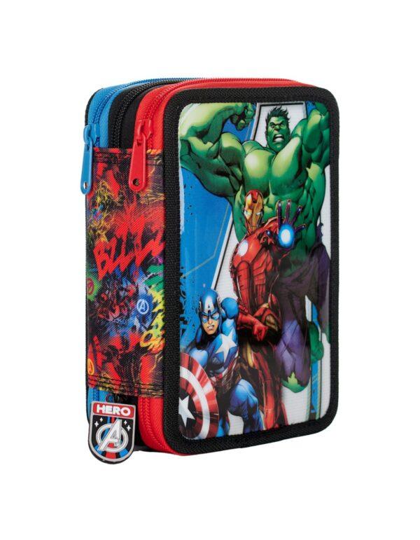 MARVEL/SP20 AST. TRIPLO HERO Marvel