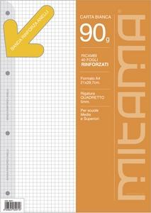 Ricambio Maxi Quaderni rinforzati Mitama 5 mm