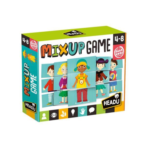 MixUp Game
