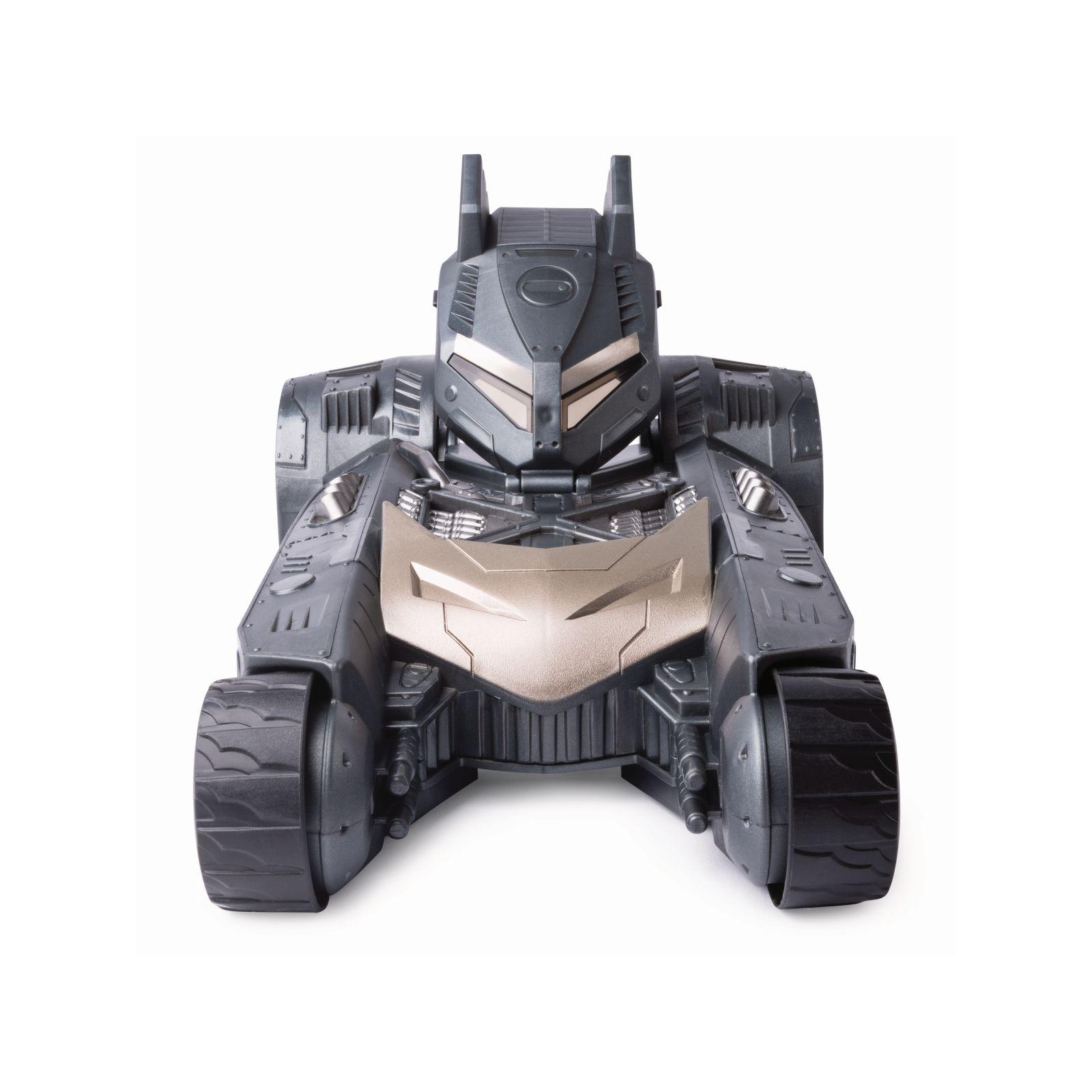 Batman batmobile 2 in 1 per personaggi 10cm - DC COMICS, DC Comics Super Heroes