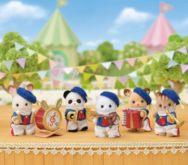 Baby Celebration Marching Band