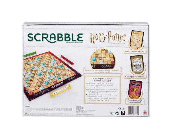 Scrabble Edizione Speciale Harry Potter, Gioco da Tavola delle Parole Crociate