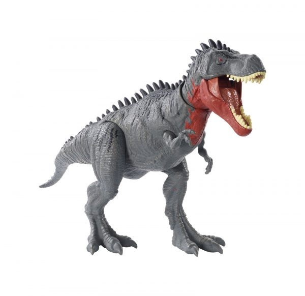 Jurassic World- Dinosauro Mega Morso , Assortimento Casuale