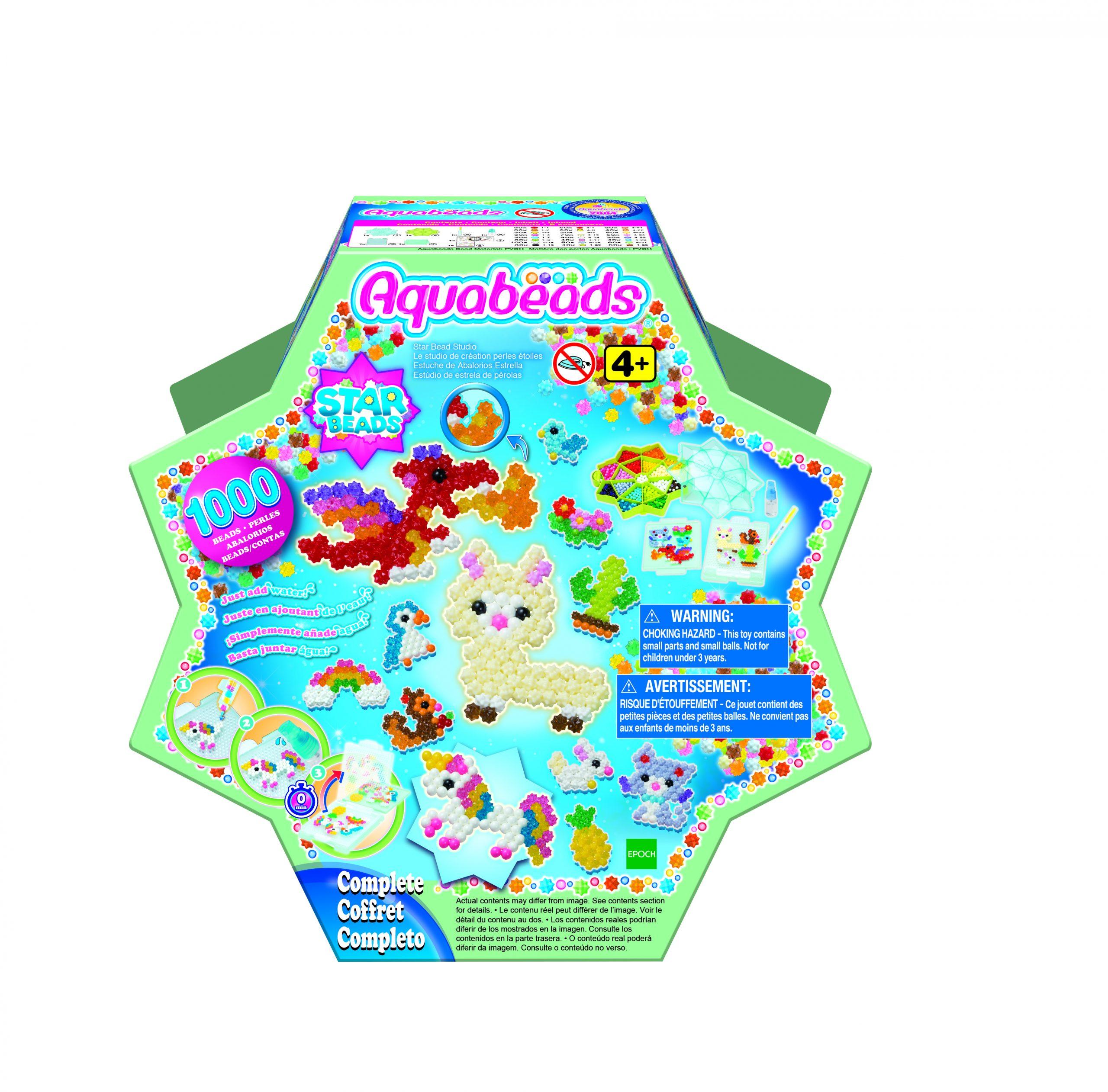 Aquabeads lab di perline star - AQUABEADS