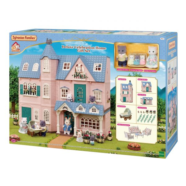 Deluxe Celebration Home Gift Set - 35°