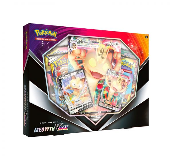 Pokemon Collezione Speciale Meowth VMax (IT)