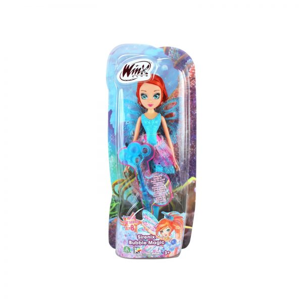 WINX SIRENIX BUBBLES W. BLOOM