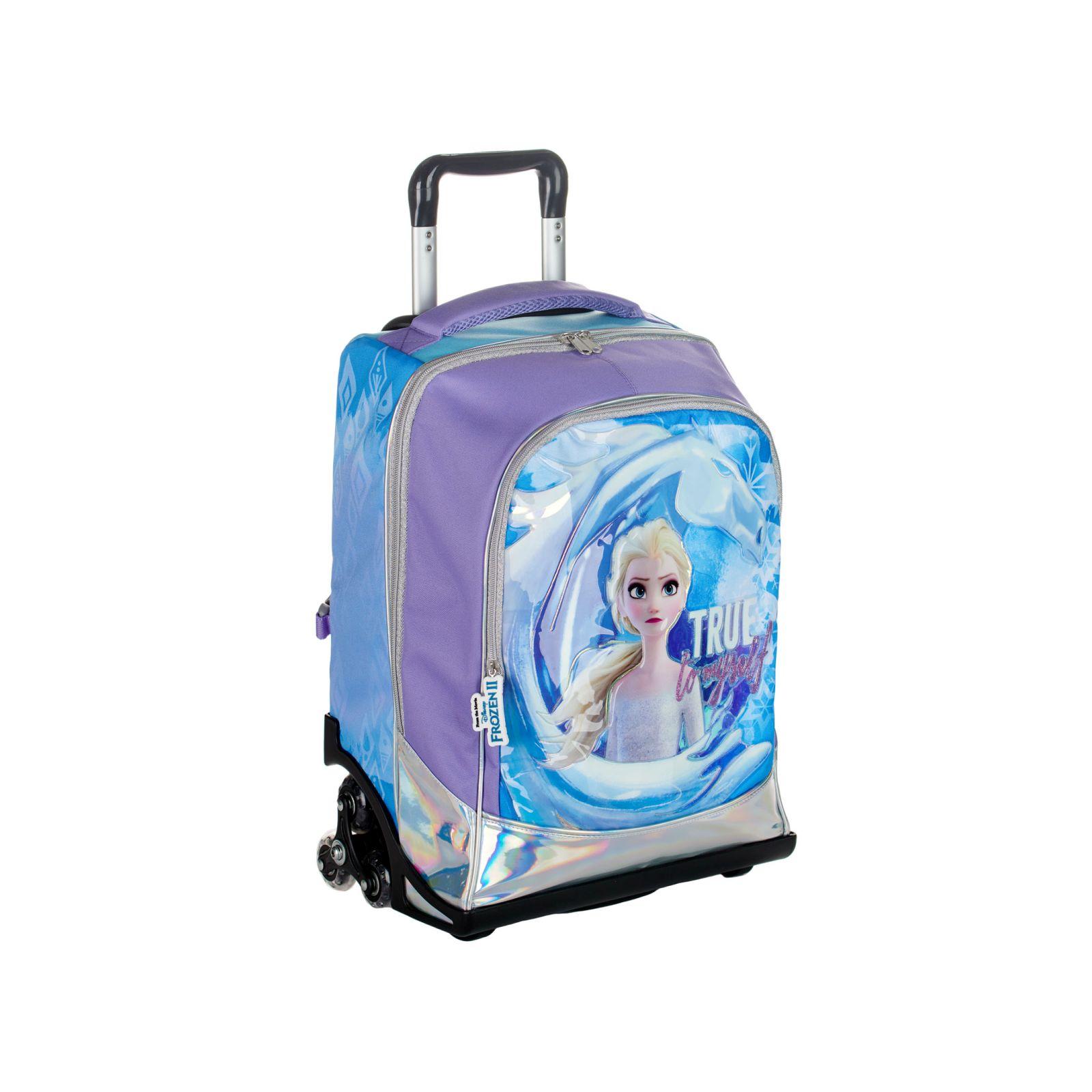 Frozen20 trolley 3ruote spinn - Frozen