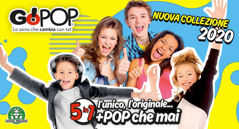 LANDING SCUOLA GO POP