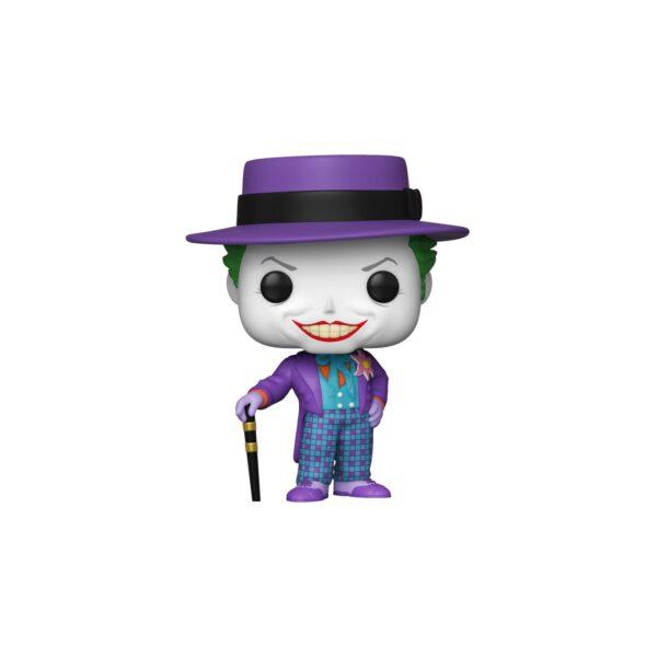 FUNKO POP Heroes:Batman 1989-Joker con Cappello (con possibile Chase)
