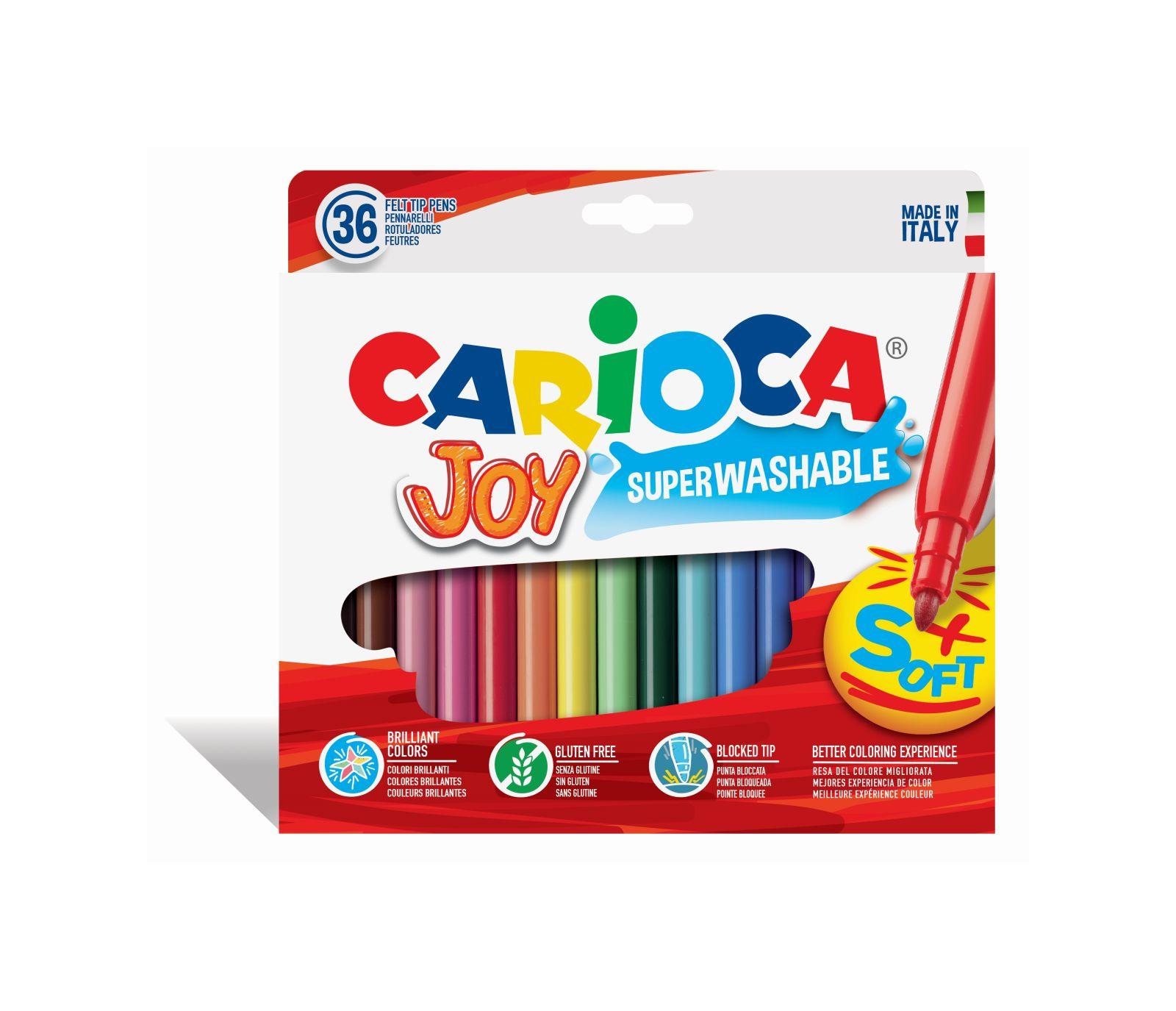 Carioca joy box  36 pcs - CARIOCA