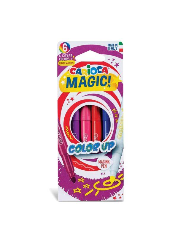 CARIOCA MAGIC Color UP 6 pcs CARIOCA