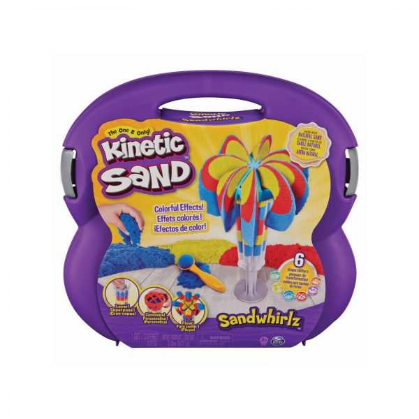 KINETIC SAND Playset Cascate Arcobaleno