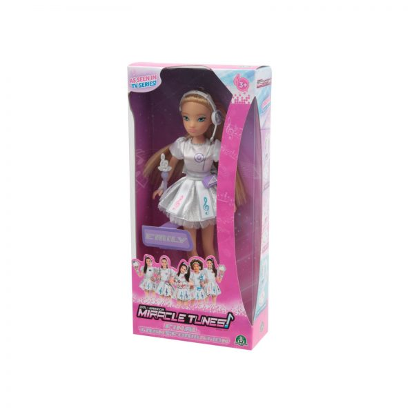 MIRACLE T. F.DOLLS. T. EMILY