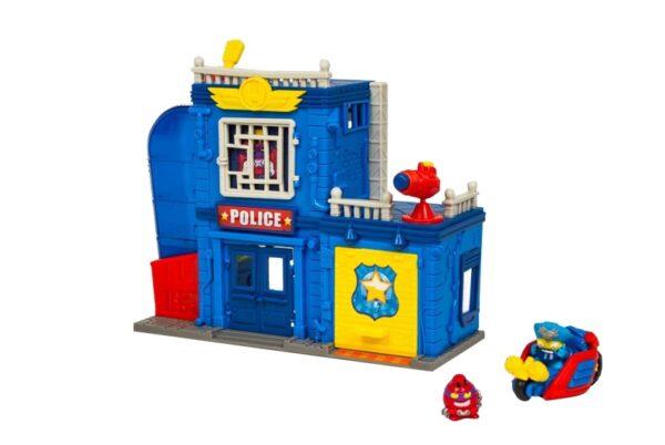 SUPERZINGS S - Police Station