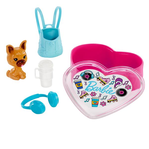 Barbie  Barbie- Color Reveal Assortimento Cuccioli a Sopresa con Accessori