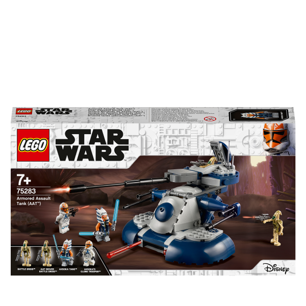 Star Wars  LEGO Star Wars Armored Assault Tank (AAT) - 75283