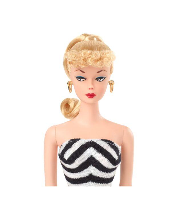 Barbie Signature, Riproduzione Bambola da Collezione con Costume da Bagno    Barbie