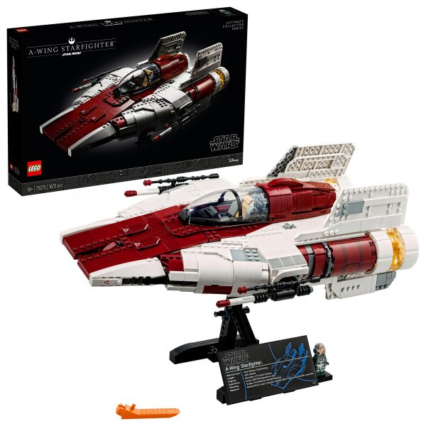 LEGO Star Wars A-wing Starfighter - 75275 Star Wars