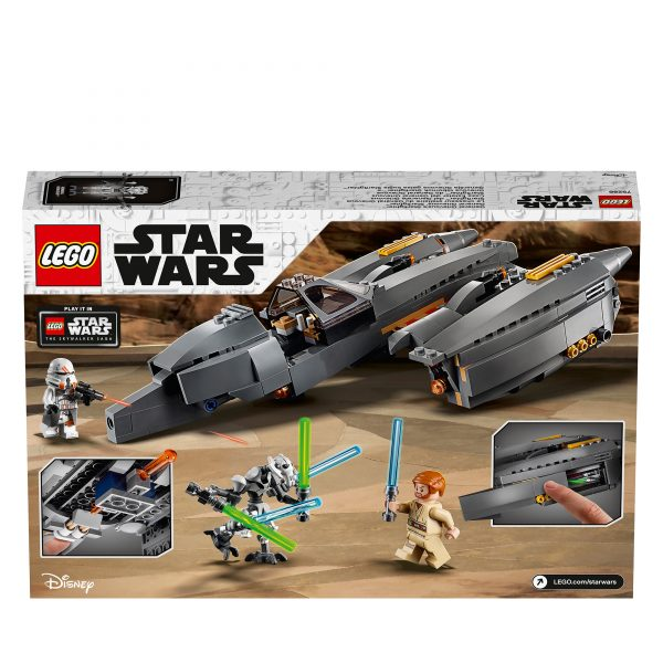 LEGO Star Wars Starfighter del Generale Grievous - 75286    Star Wars