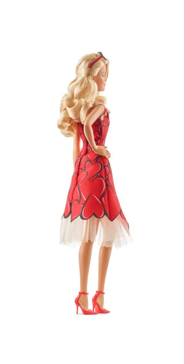 Barbie Barbie- Occasioni Speciali San Valentino, Bambola da Collezione con Confezione Personalizzabile