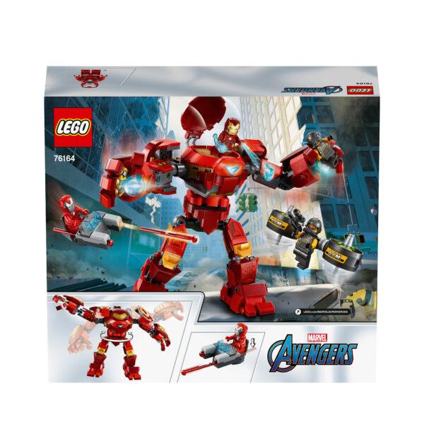 Marvel Super Heroes  LEGO Marvel Super Heroes 76164 gioco di costruzione