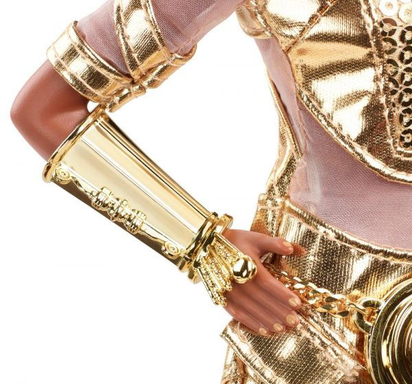 Barbie   Barbie Signature Star Wars Bambola C-3PO, da Collezione