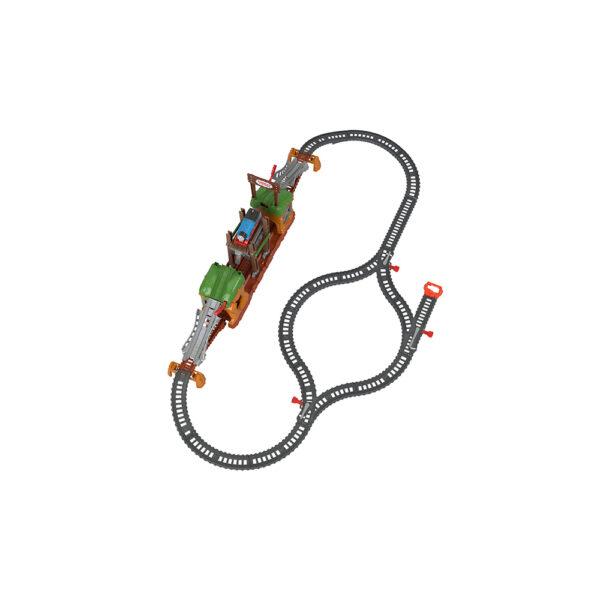 Il Trenino Thomas-Il Ponte Mobile delle Meraviglie, Playset con Trenino Motorizzato THOMAS & FRIENDS