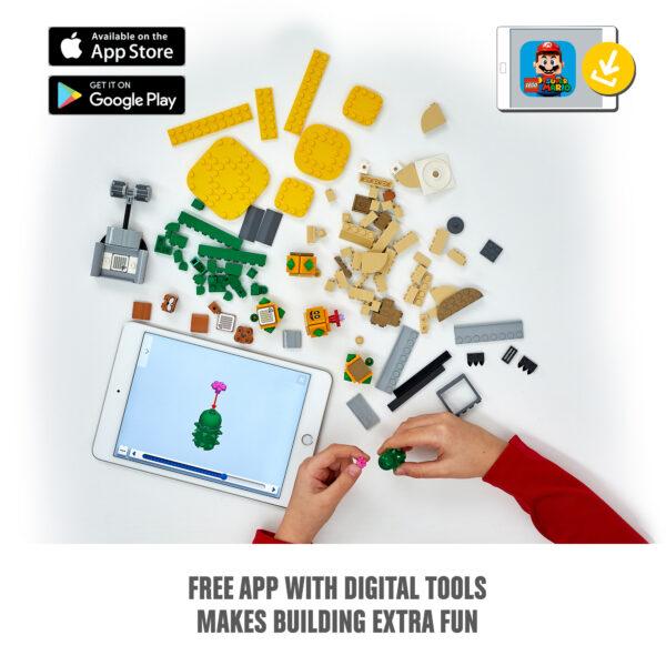 LEGO Super Mario Marghibruco del deserto - Pack di Espansione - 71363 Super Mario