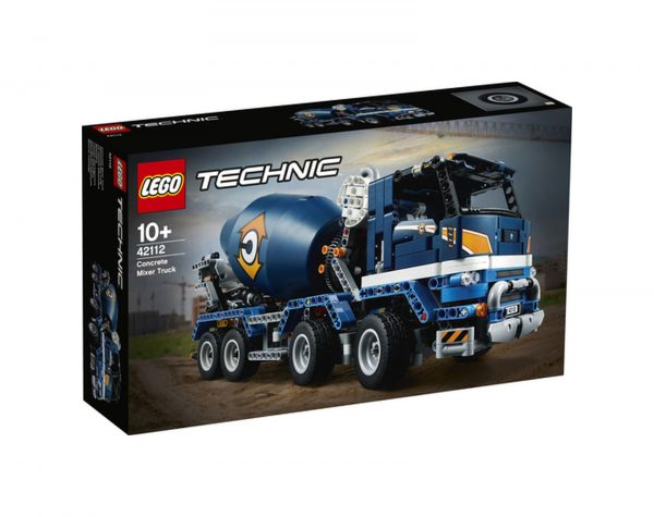 LEGO Technic Betoniera - 42112 TECHNIC