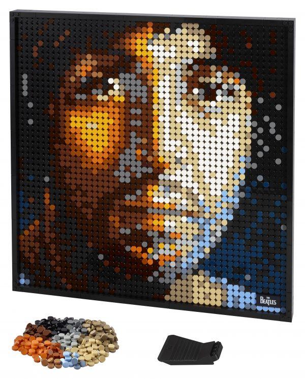 LEGO ART The Beatles - 31198 ART