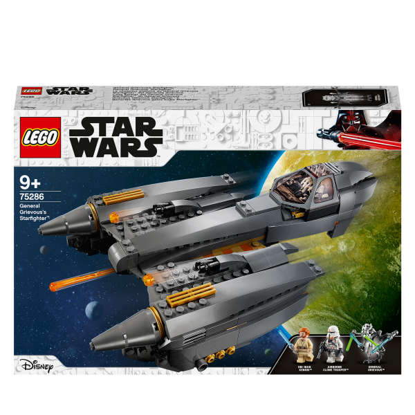 Star Wars  LEGO Star Wars Starfighter del Generale Grievous - 75286