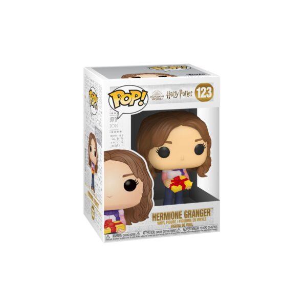 POP HP Hermione Granger Natalizia