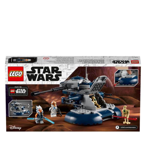LEGO Star Wars Armored Assault Tank (AAT) - 75283    Star Wars