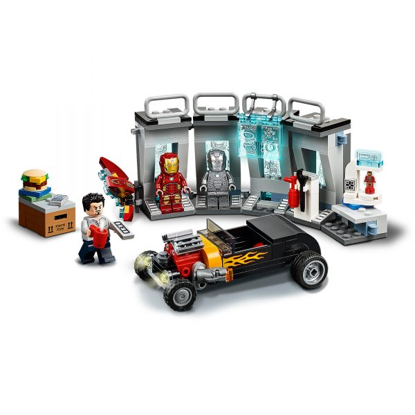 Marvel Super Heroes LEGO Marvel Super Heroes 76167
