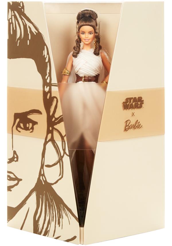 Barbie Signature Star Wars Bambola Rey da Collezione Barbie
