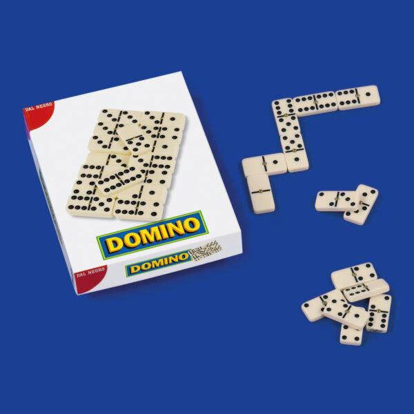 Domino 28 tessere Dal Negro ALTRO Unisex 12-36 Mesi, 3-4 Anni, 3-5 Anni, 5-7 Anni, 5-8 Anni ALTRI