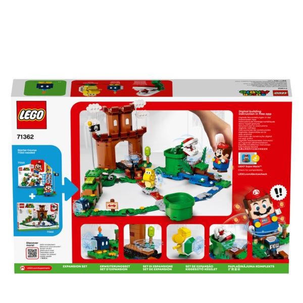 LEGO Super Mario Fortezza Sorvegliata - Pack di Espansione - 71362    Super Mario