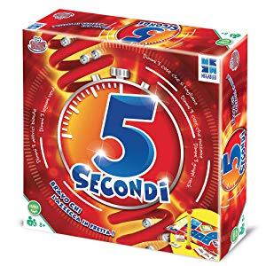 5 SECONDI ALTRI Unisex 12+ Anni, 5-8 Anni, 8-12 Anni ALTRO