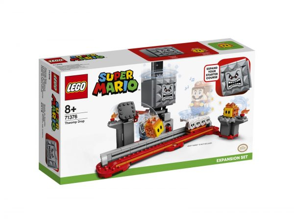 LEGO Super Mario Schianto a terra del Twomp - Pack di Espansione - 71376 Super Mario