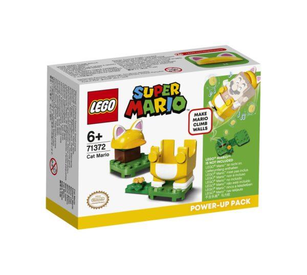 LEGO Super Mario Mario gatto - Power Up Pack - 71372 Super Mario