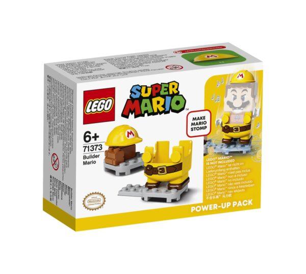 LEGO Super Mario Mario costruttore - Power Up Pack - 71373 Super Mario