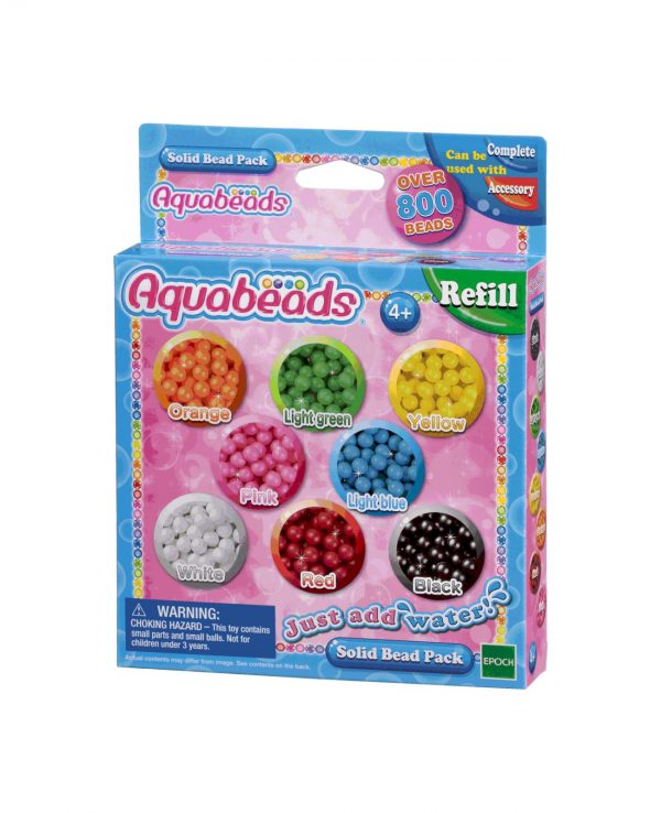 Aquabeads Scat Perline Solide