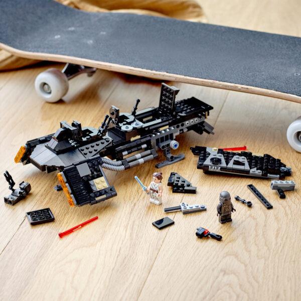 Star Wars LEGO Star Wars Nave da trasporto dei Cavalieri di Ren - 75284