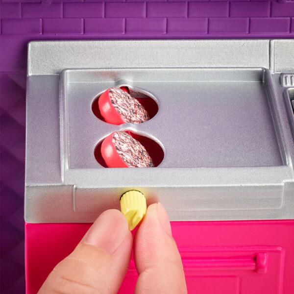 Barbie- il Foodtruck, Veicolo e più di 30 Accessori    Barbie