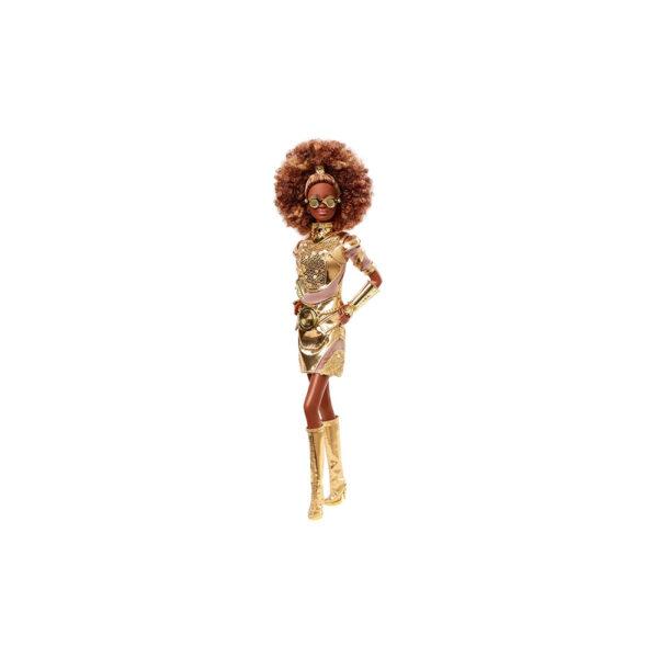 Barbie Signature Star Wars Bambola C-3PO, da Collezione Barbie